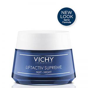 Kem dưỡng da ban đêm chống lão hóa Vichy Liftactiv Night Supreme 50ml