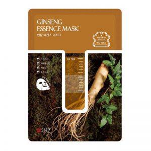 Mặt nạ tinh chất nhân sâm SNP Ginseng Essence Mask 25ml