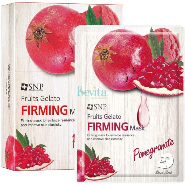 SNP Fruits Gelato Firming Mask 25ml