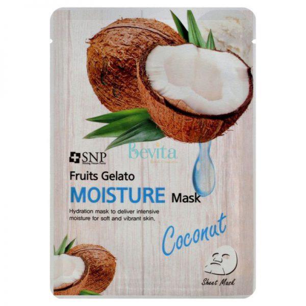 SNP Fruits Gelato Moisture Mask 25ml