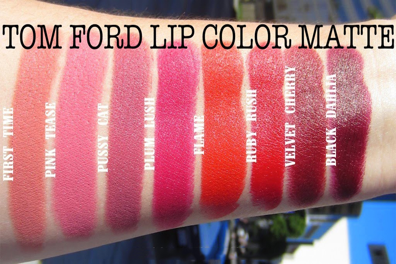 Son Tom Ford Lip Color Matte 3g