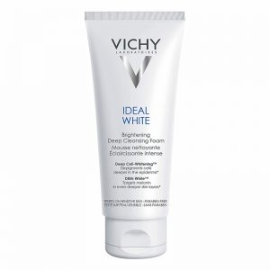 Sữa rửa mặt tạo bọt Vichy Ideal White Brightening Deep Cleansing Foam 100ml