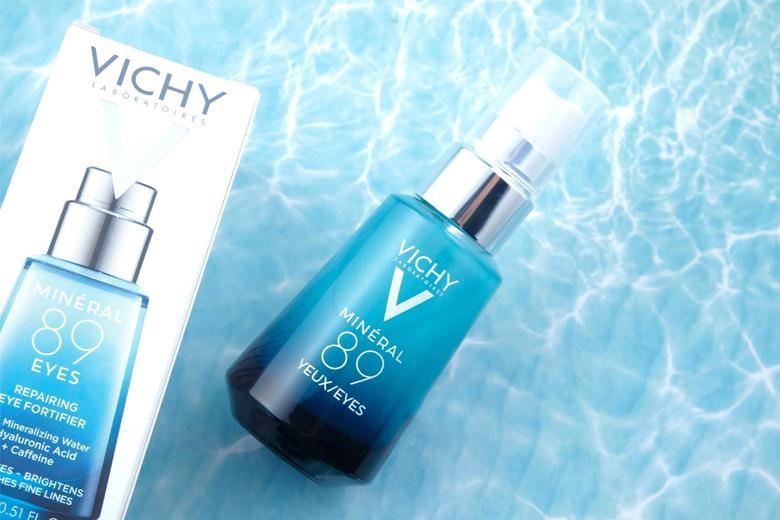 Tác dụng Vichy Mineral 89 Eyes Repairing Eye Fortifier 15ml
