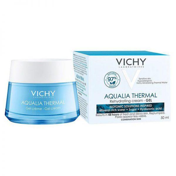 Vichy Aqualia Thermal Rehydrating Gel Cream 50ml