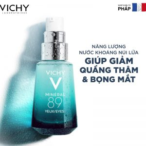 Vichy Mineral 89 Eyes Repairing Eye Fortifier 15ml