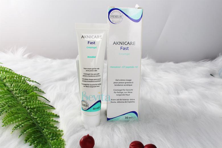 Aknicare Fast Cream Gel 30ml