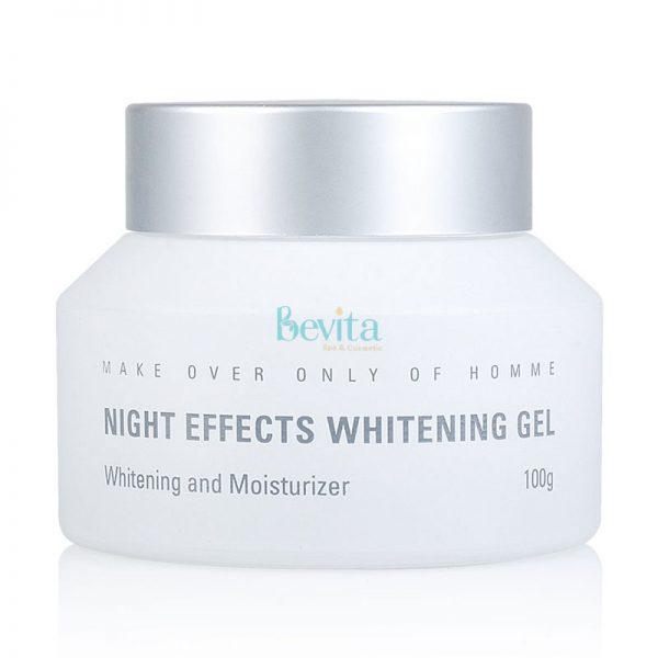 Kem dưỡng trắng da ban đêm MdoC Night Effect Whitening Gel 100g