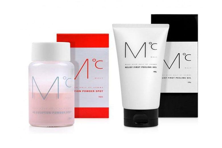 MdoC AC Solution Powder Spot 15ml