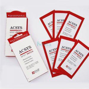 Miếng dán trị mụn SNP ACSYS Spot Patch 72 miếng