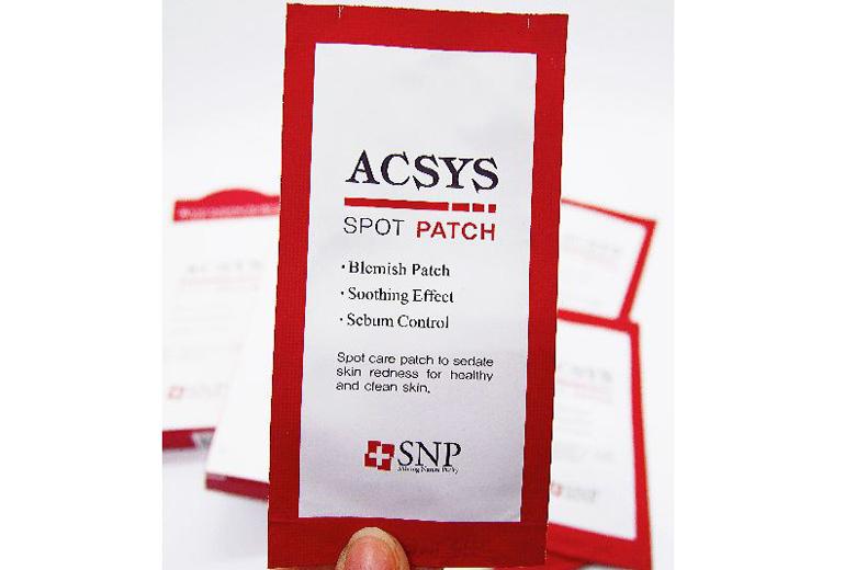 SNP ACSYS Spot Patch 72 miếng