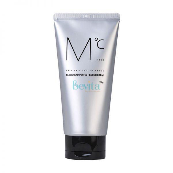 Sữa rửa mặt MdoC Blackhead Perfect Scrub Foam 150g