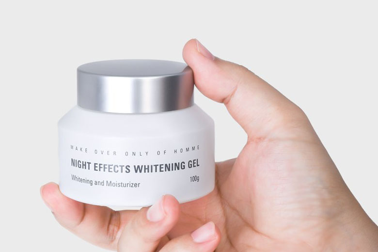Tác dụng MdoC Night Effect Whitening Gel 100g