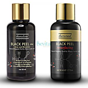 Theraderm Black Peel Resurfacing 50ml