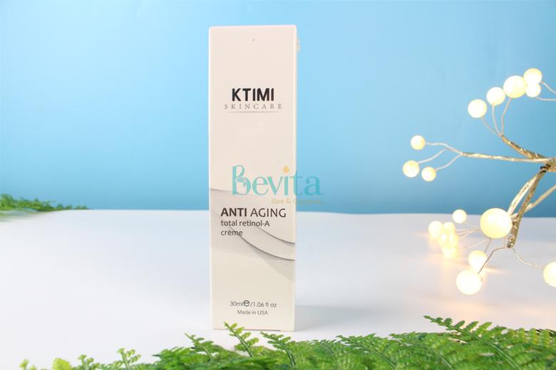 Công dụng Ktimi Retinol 30ml