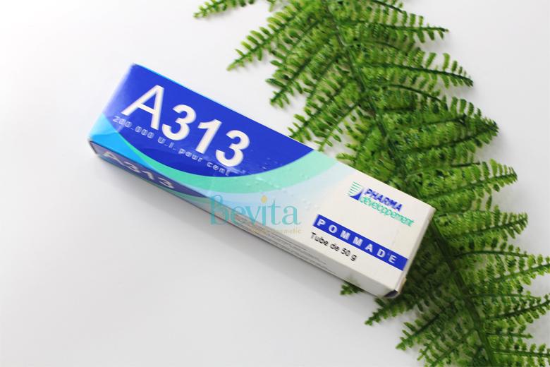 Công dụng kem dưỡng Pharma Développement A313 Pommade Retinol 50g