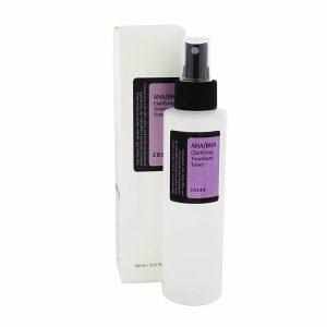 Nước hoa hồng trị mụn Cosrx AHA/BHA Clarifying Treatment Toner 150ml