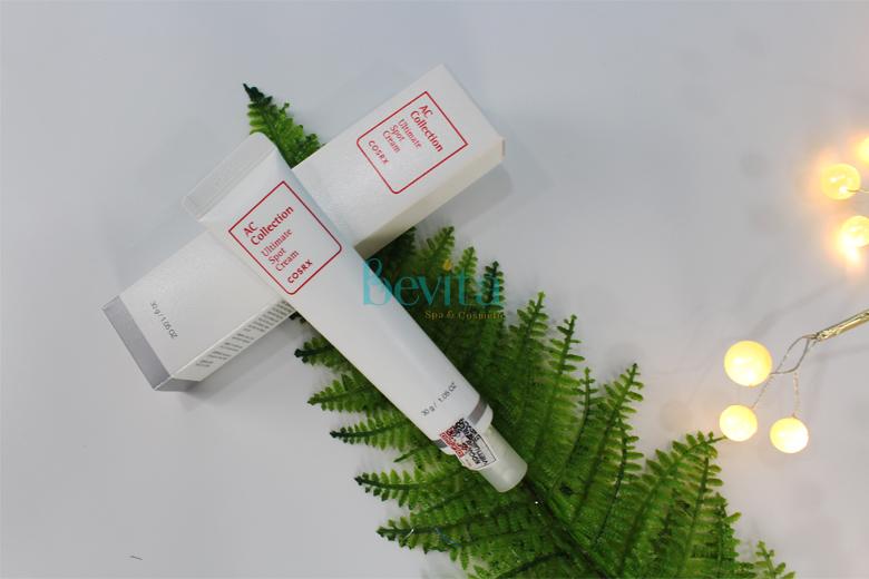 Tác dụng kem chấm mụn Cosrx AC Collection Ultimate Spot Cream 30g