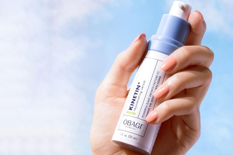 Tác dụng serum phục hồi da tổn thương Obagi Clinical Kinetin+ Rejuvenating Serum 30ml