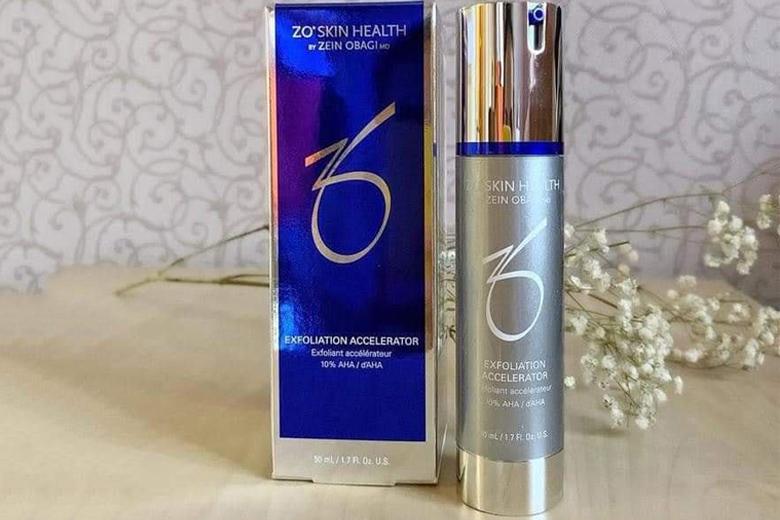 Công dụng kem chống lão hóa Zo Skin Health Exfoliation Accelerator 50ml