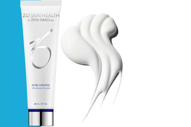 Công dụng kem trị mụn Zo Skin Health Acne Control 60ml