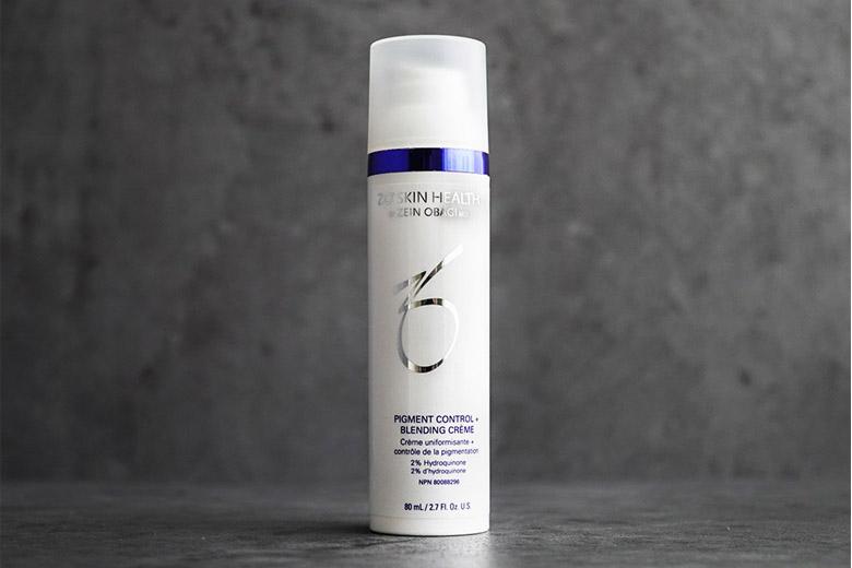 Công dụng kem trị nám, tàn nhang Zo Skin Health Pigment Control + Blending Creme 80ml