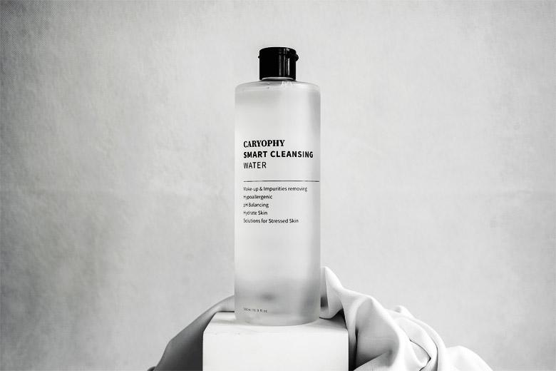 Công dụng nước tẩy trang thông minh Caryophy Smart Cleansing 300ml