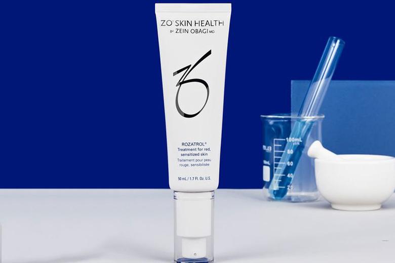 Công dụng serum điều trị da đỏ, da nhạy cảm Zo Skin Health Rozatrol 50ml