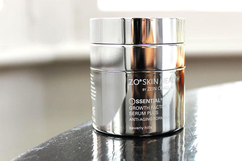 Công dụng serum tái tạo và phục hồi da Zo Skin Health Growth Factor Serum 30ml