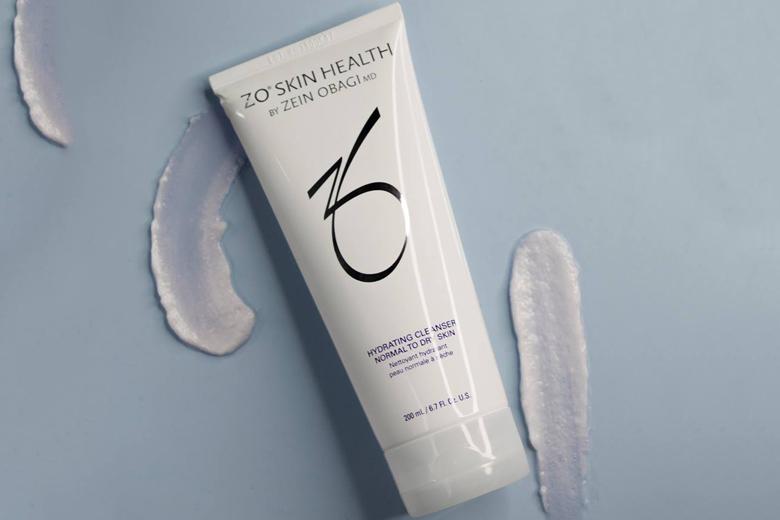 Công dụng sữa rửa mặt cho da khô Zo Skin Health Hydrating Cleanser 200ml