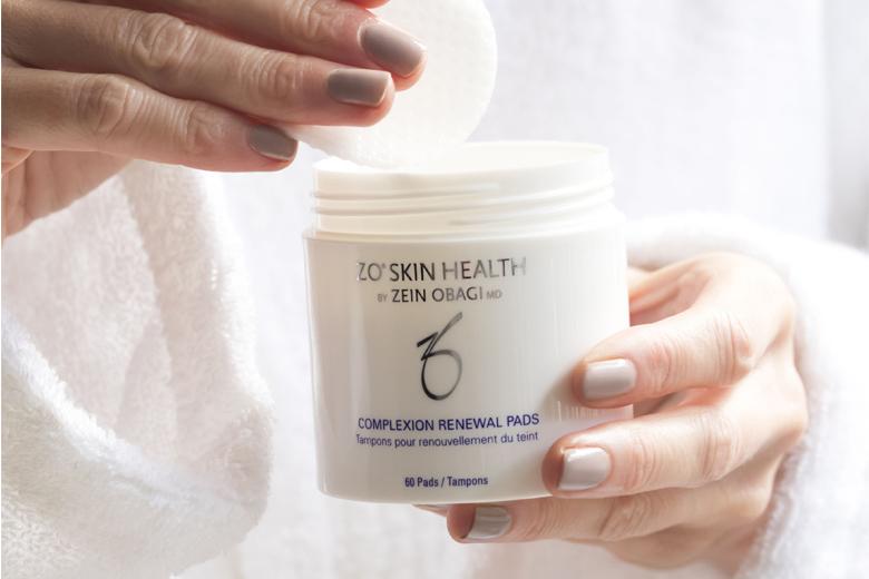 Công dụng toner dạng miếng Zo Skin Health Complexion Renewal Pads (60 miếng/hộp)