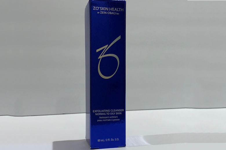 Tác dụng sữa rửa mặt cho da dầu Zo Skin Health Exfoliating Cleanser 200ml