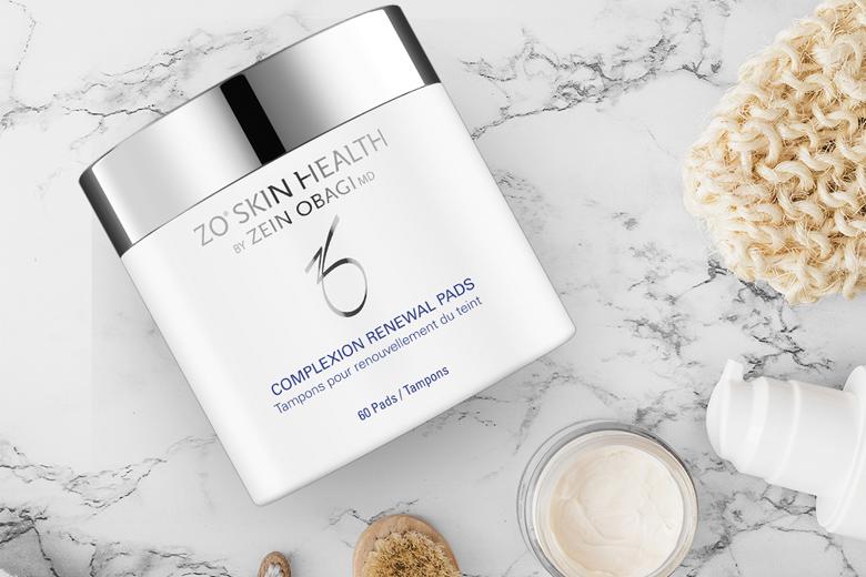 Tác dụng toner dạng miếng Zo Skin Health Complexion Renewal Pads (60 miếng/hộp)
