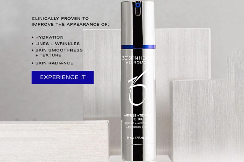 Kem chống lão hóa Wrinkle + Texture Repair ZO Skin Health (Zen Obagi) 50ml