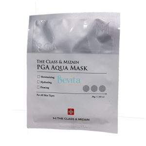 Công dụng mặt nạ cấp ẩm dịu da The Class & Mizain PGA Aqua Mask 30g