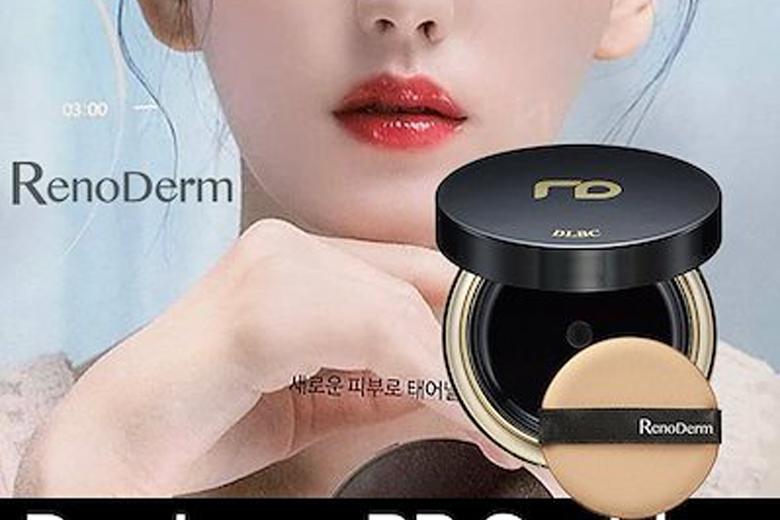 Công dụng phấn nước Reno Derm Day Long BB Cream 15g
