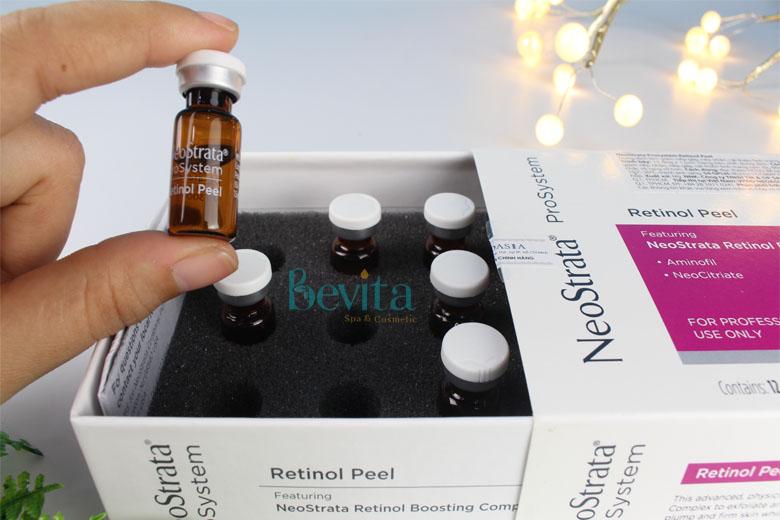 NeoStrata ProSystem Retinol Peel phù hợp với ai?