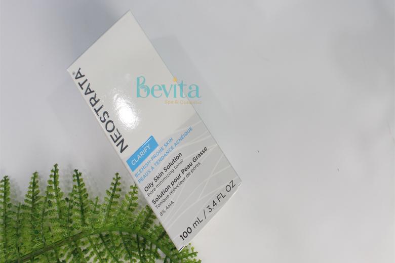 Review NeoStrata Oily Skin Solution