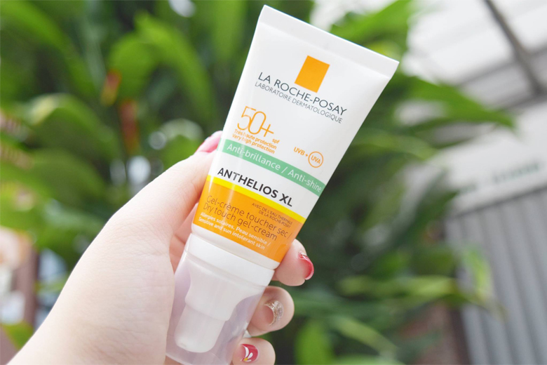 Tác dụng kem chống nắng La Roche Posay Anthelios XL Non Perfumed Dry Touch Gel Cream SPF 50+ UVB+UVA 50ml