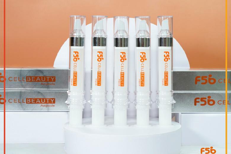 Công dụng tế bào gốc vạn năng F5B Cell Beauty Ampoule