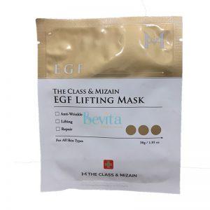 Mặt nạ nâng cơ trẻ hóa The Class & Mizain EGF Lifting Mask 30ml