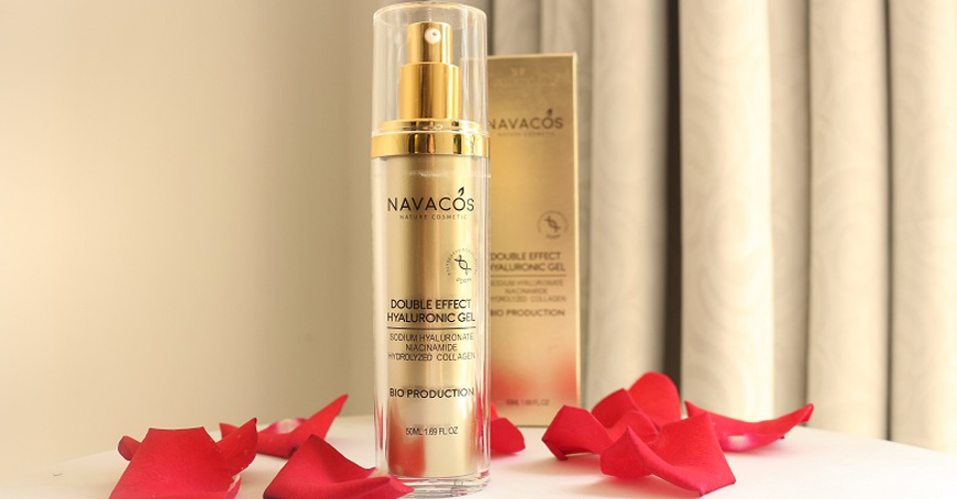 Navacos Double Effect Hyaluronic Gel