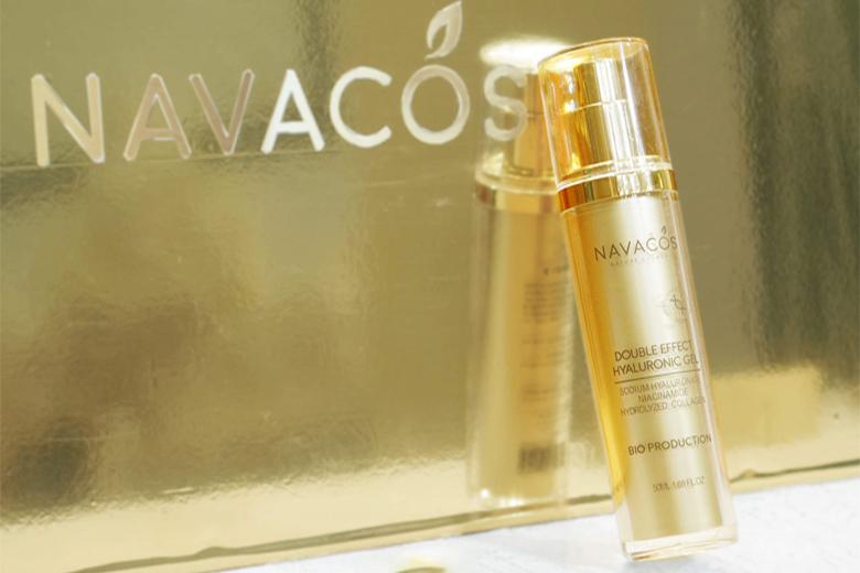 Navacos Double Effect Hyaluronic Gel có tốt không?