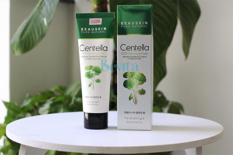 Beauskin Centella Cica Cleansing Foam có tốt không?