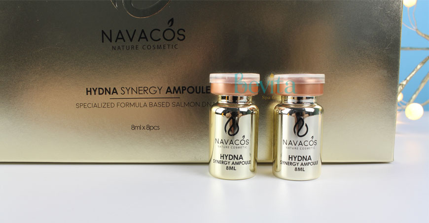 Navacos Salmon Double Effect Ampoule
