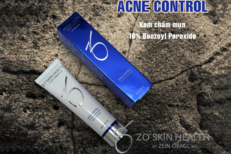 Kem trị mụn Acne Control ZO Skin Health (Zen Obagi)