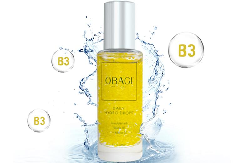 Công dụng tinh chất cấp nước phục hồi da Obagi Daily Hydro-Drops 30ml