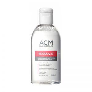 Nước tẩy trang da nhạy cảm ACM Rosakalm Cleansing Micellar Water 250ml