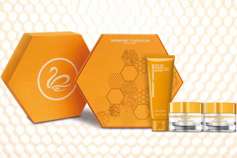 Tác dụng kem dưỡng tái tạo da Germaine De Capuccini Royal J Pro-Res.Royal Cream Extreme 50ml