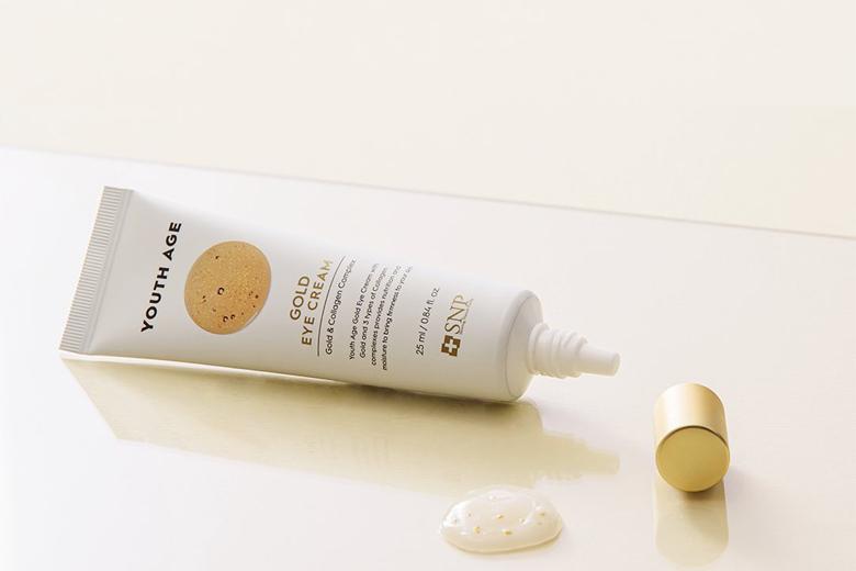 Tác dụng kem mắt giảm nếp nhăn SNP Youth Age Gold Cream 25ml