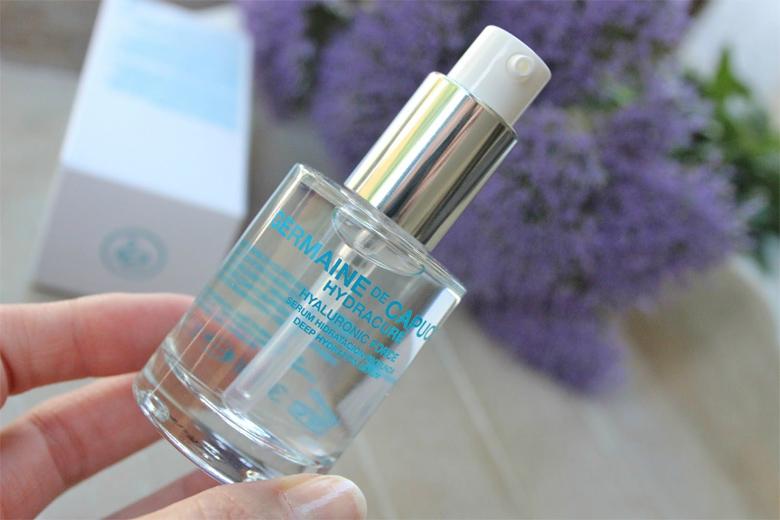 Tác dụng tinh chất cung cấp nước Germaine De Capuccini Hyaluronic Force 30ml